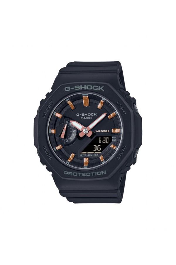 Casio Gshock Anadigi Rubber Strap GMA-S2100-1AER