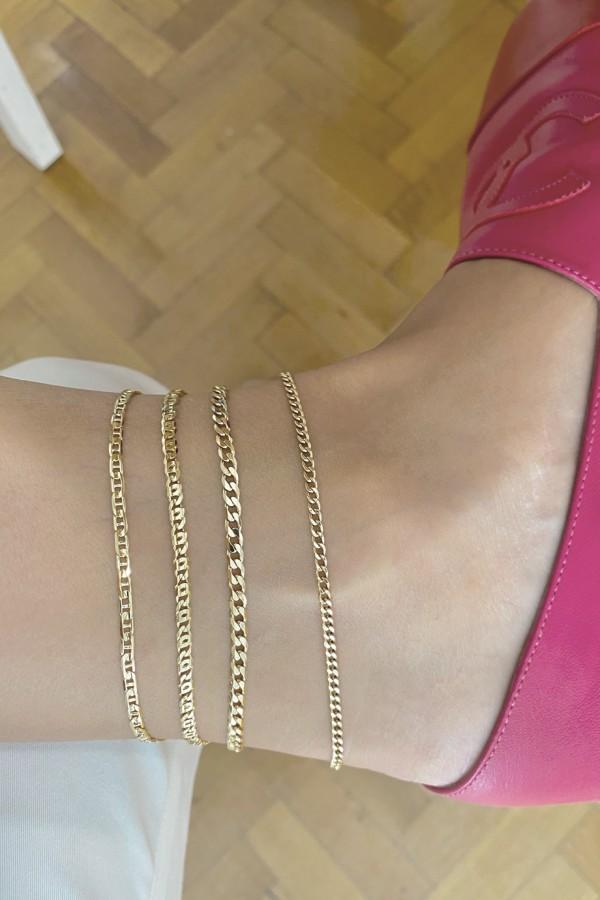 SeeK for Gold FOOT Theta Chain Elite