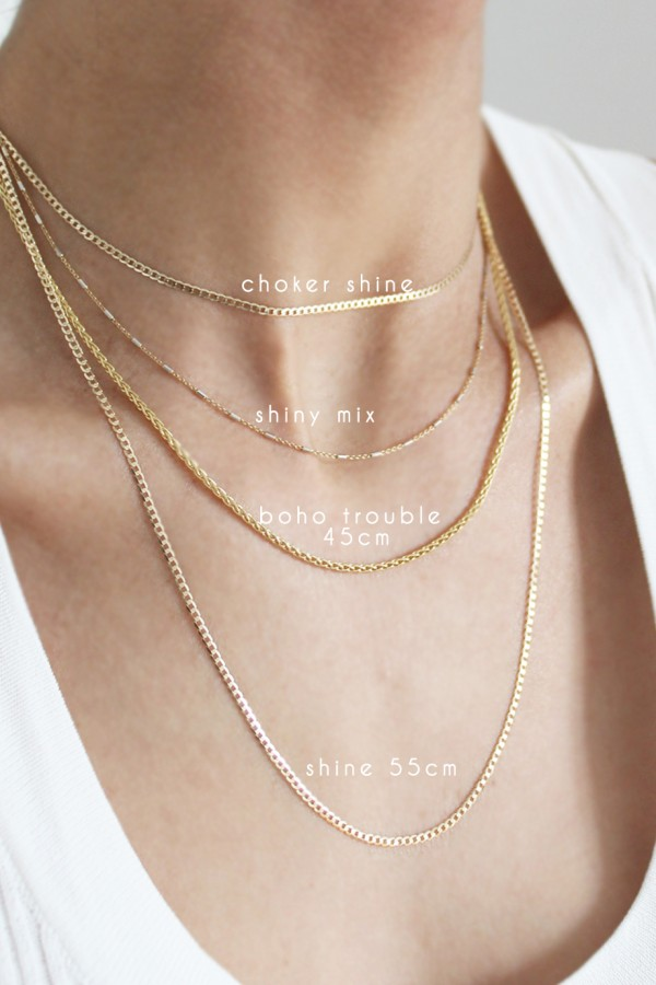 SeeK for Gold Choker Shine