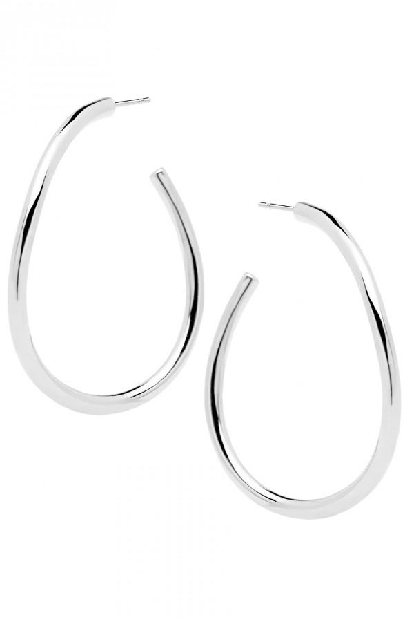 Σκουλαρίκι PD PAOLA ορείχαλκος Yoko Silver