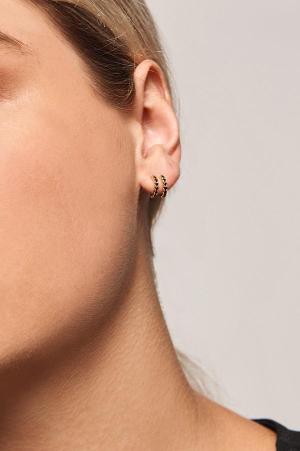 Σκουλαρίκι PD PAOLA Ασήμι Nix Gold