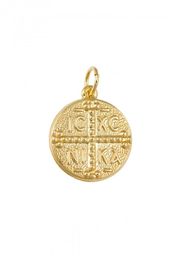 Φυλαχτό Κωνσταντινάτο Χρυσό