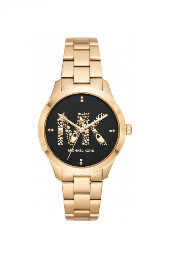 Michael Kors Gold Stainless Steel Bracelet MK6682