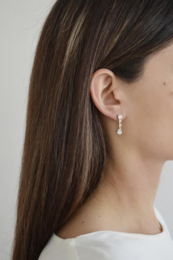 Σκουλαρίκι Σειρέ Σταγόνα