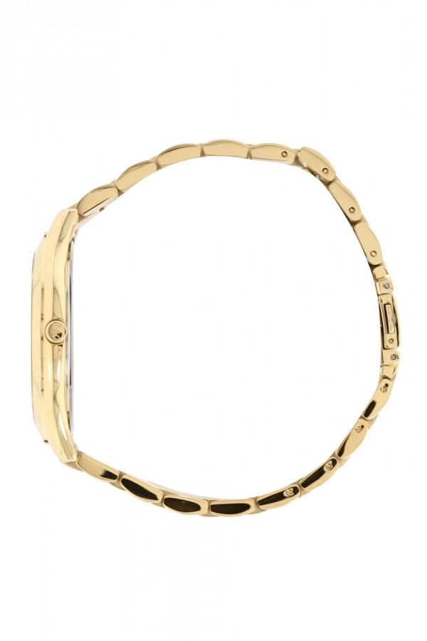 Michael Kors Gold Slim Stainless Steel Bracelet MK3179